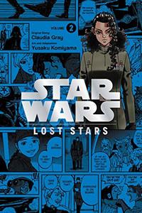 Star Wars Lost Stars Graphic Novel Vol. 02