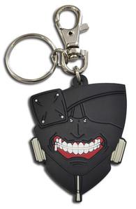 Tokyo Ghoul:re PVC Keychain - Kaneki Mask