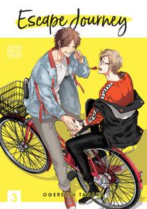 Escape Journey Graphic Novel 03