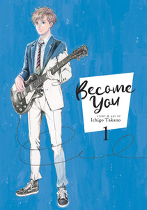 Become You Graphic Novel 01