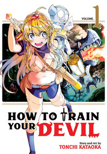 How to Train Your Devil Manga 01