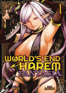 World's End Harem Fantasia Graphic Novel 01