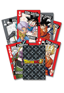 Dragon Ball Super Playing Cards - Champa Character Group