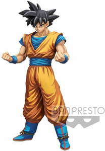 Dragon Ball Z Grandista Manga Dimensions - Son Goku