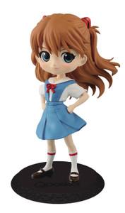 Evangelion Movie Q Posket Figure - Asuka Langley Ver.A