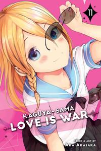 Kaguya-Sama Love Is War Graphic Novel 11