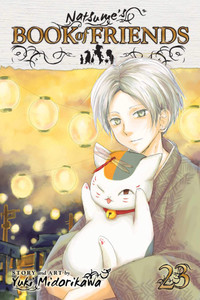 Natsume's Book of Friends Graphic Novel Vol. 23