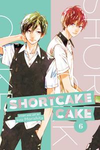 Shortcake Cake Graphic Novel 06