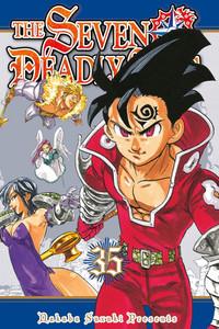 Seven Deadly Sins Graphic Novel Vol. 35