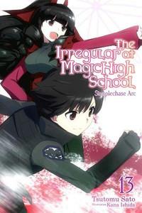 The Irregular at Magic High School Novel 13