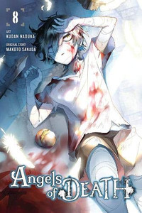 Angels of Death Graphic Novel 08