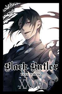 Black Butler Graphic Novel 28