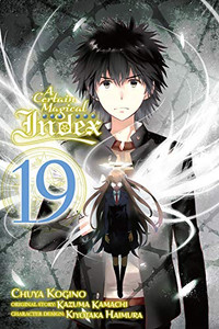 A Certain Magical Index Graphic Novel 19
