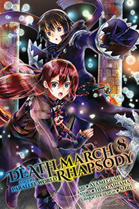 Death March to the Parallel World Rhapsody Manga 08