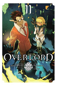 Overlord Graphic Novel 11
