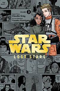 Star Wars Lost Stars Graphic Novel Vol. 03