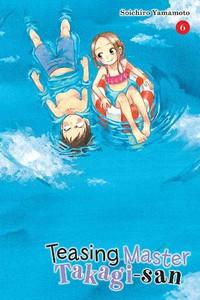 Teasing Master Takagi-san Graphic Novel 06