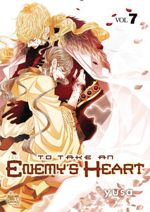 To Take An Enemy's Heart Graphic Novel Vol. 7