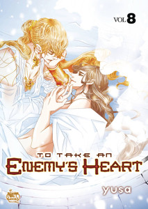 To Take An Enemy's Heart Graphic Novel Vol. 8