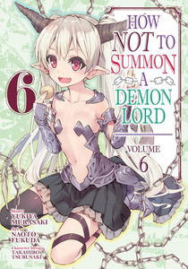 How Not to Summon a Demon Lord Graphic Novel 06