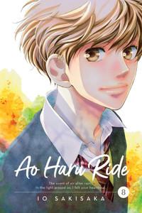 Ao Haru Ride Graphic Novel Vol. 08