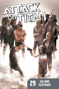 Attack on Titan Graphic Novel 29