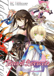 Tales of Berseria Graphic Novel 01