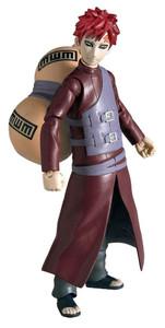 "Naruto Shippuden 4"" Poseable  AF - Gaara"