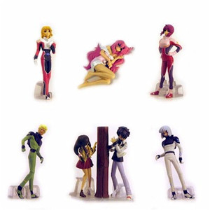 Gundam Seed Part 3 Capsule Toy