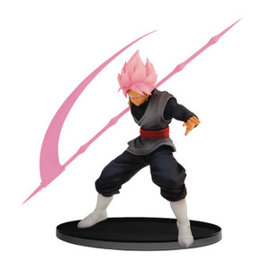 Dragon Ball Z World Figure Colosseum - SS Rose Goku Black