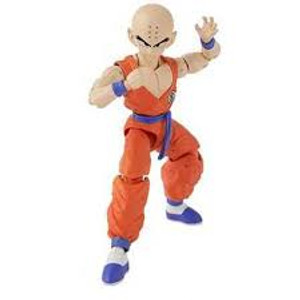 Dragon Ball Super Dragon Stars Figure - Krillin