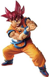 Dragon Ball Super Blood of Saiyans Figure - SS God Son Goku