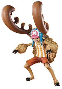 One Piece FiguartsZero - Cotton Candy Lover Chopper Horn Ver
