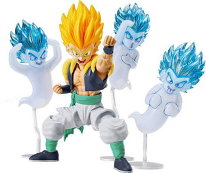 Dragon Ball Z Model Kit: Super Saiyan Gotenks