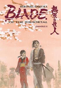 Blade of the Immortal Omnibus Vol. 10