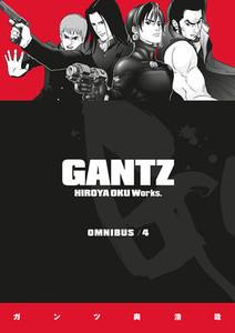 Gantz Omnibus 04