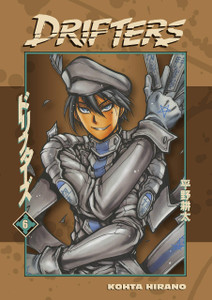 Drifters Graphic Novel 06