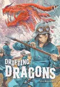 Drifting Dragons Graphic Novel 01