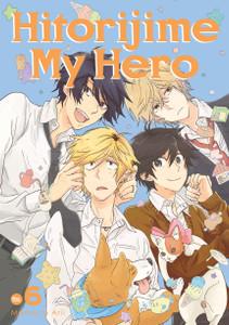 Hitorijime My Hero Graphic Novel 06