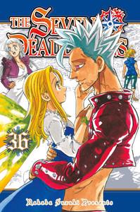 Seven Deadly Sins Graphic Novel Vol. 36