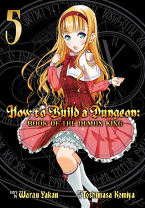 How to Build a Dungeon: Book of the Demon King 05