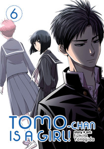 Tomo-chan is a Girl! Graphic Novel 06