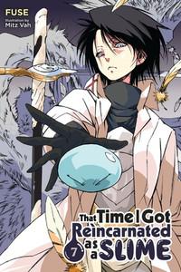 That Time I Got Reincarnated as a Slime Novel 07