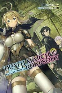 Death March to the Parallel World Rhapsody Novel 10