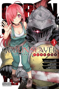 Goblin Slayer: Year One Graphic Novel 03