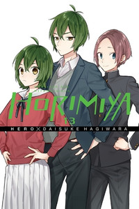 Horimiya Graphic Novel 13