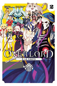 Overlord a la Carte Graphic Novel 02