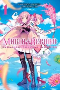 Magica Record Puella Magi Madoka Magica Side Story 01