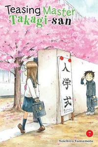 Teasing Master Takagi-san Graphic Novel 07
