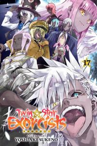 Twin Star Exorcists: Onmyoji Graphic Novel 17